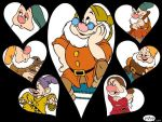 the seven dwarfs lover by Pinocchiofan4ever