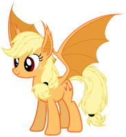 Applebat - Full Body by Magister39