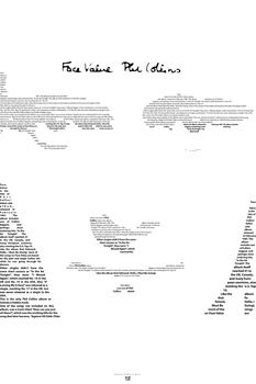 Vector Text - Phill Collins by JFdesigns