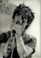 Billie Joe Armstrong by Kelly11AtTheDisco