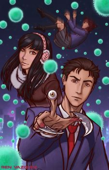 Parasyte: The Maxim by MetaWorks