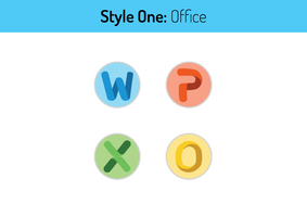 Style One Office by hamzasaleem