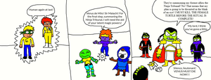 TMNT- Turtle Soup's On Page 26 by LuciferTheShort