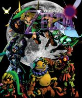 Majora's Mask 10th anniversary by iverie