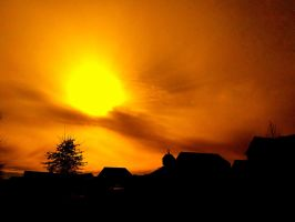 Sunset Explosion by superSeether