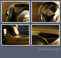Audioscope by a-t-o-m-i-c