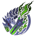 Brachydios Logo (Color) by Fubukiru
