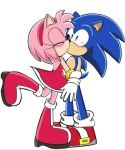 sonamy (sonic x style, 2nd version, 1st look) by trueloveheart94