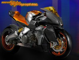 aprilia rsv 4 zeroe edition by pako214