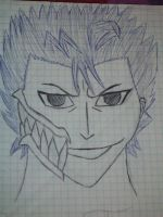 Grimmjow Jaggerjaque by tinybrain