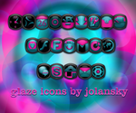 Glaze Icons by jolly1026