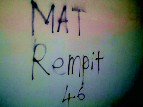 Code Name: Mat Rempit by GraceOh