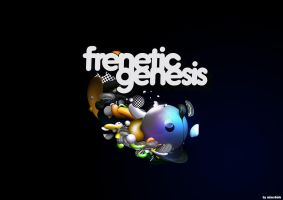 FRENETIC GENESIS wallpaper by MixeRBink
