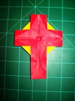 Iris' Cross by HolyCross9