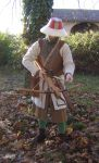 XIII Century Medieval Italian Crossbowman by FraterSINISTER
