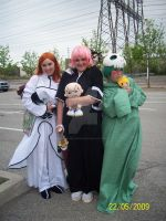 AN2009- Bleach Group by WhirledlyGoodz