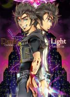 Dark and Light by ShadowMaster23