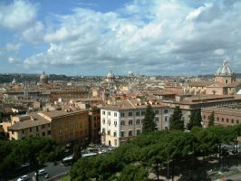 Rome by IronMantis