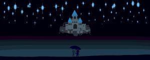 The Castle by Violetthefox0001