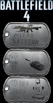 All the tags I've made so far! by masterchief80786
