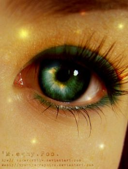 Green Eyes by Tym-TymGraphics