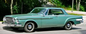 Dodge Polara 1962-1 by cmdpirxII