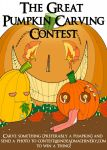 The Great Pumpkin Carving Contest by Ventriloquistic