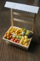 Fruit Stand by lulupapercranes