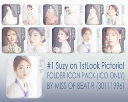 #1 Suzy's 1stlook Folder Icon Pack by 30111996