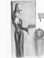 Witchy by ralphieboy