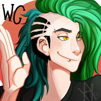 WC Icon Commission by Dottea