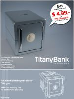 TitanyBank - Speed Modelling by SaiogaMan