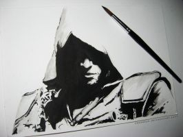 Edward Kenway - Painting by Finihous