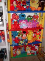 sesame street collection by sesamestreetfan