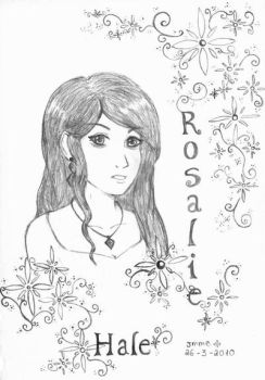 .:Rosalie Hale:. by Morgainechii