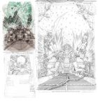 Legion 45 Cover Process by manapul