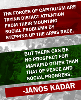 Peace and Social Progress by Party9999999