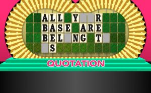 The category is QUOTATION by wheelgenius