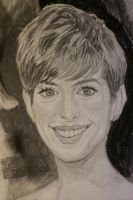 Anne Hathaway by CharlieJacksonPaine3
