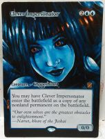 Magic Alteration: Clever Impersonator by Ondal-the-Fool