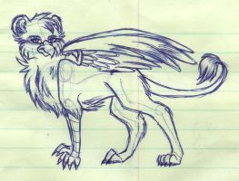 Gryphon by mashaheart