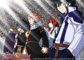 fairy tail 292 by CursedIceDragon