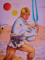 Luke Skywalker by GregLakowske