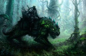 Special features fantasy creatures by evolvana on deviantart
