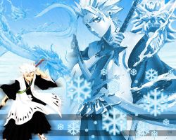 hitsugaya by kutr