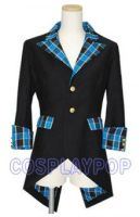 Black Butler Ciel Phantomhive Costume for Cosplay by meganpu