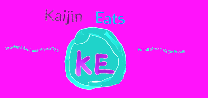 Kaijn Eats logo by ShinyForests