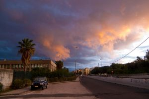 Sunset in Catania by Gianlooka