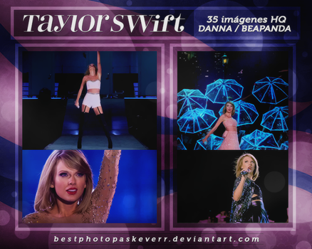 Photopack 6488 - Taylor Swift (1989 Tour) by xbestphotopackseverr