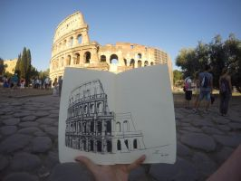 Colosseum by hhankatran